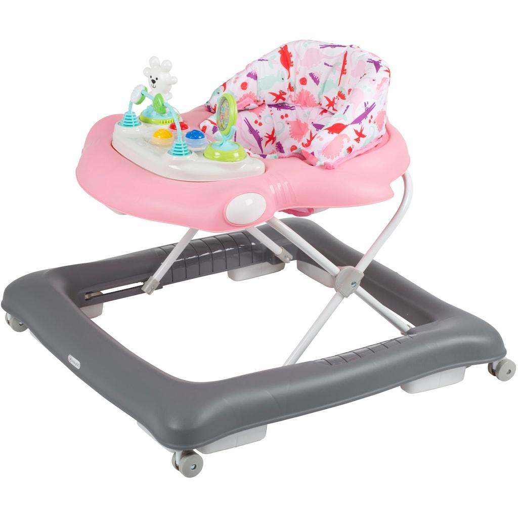 BabyGo Lauflernhilfe »FreeWalk, pink«
