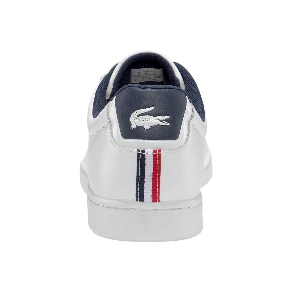 Lacoste Sneaker »CARNABY EVO TRI1 SMA«