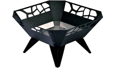 dobar Feuerschale »Design«, BxLxH: 51,5x51,5x30 cm kaufen