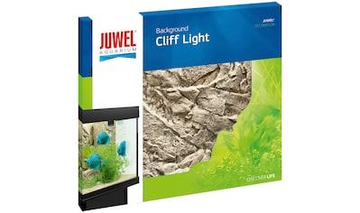 JUWEL AQUARIEN Aquarium - Rückwand »Cliff Light«, BxH: 55x61,5 cm kaufen