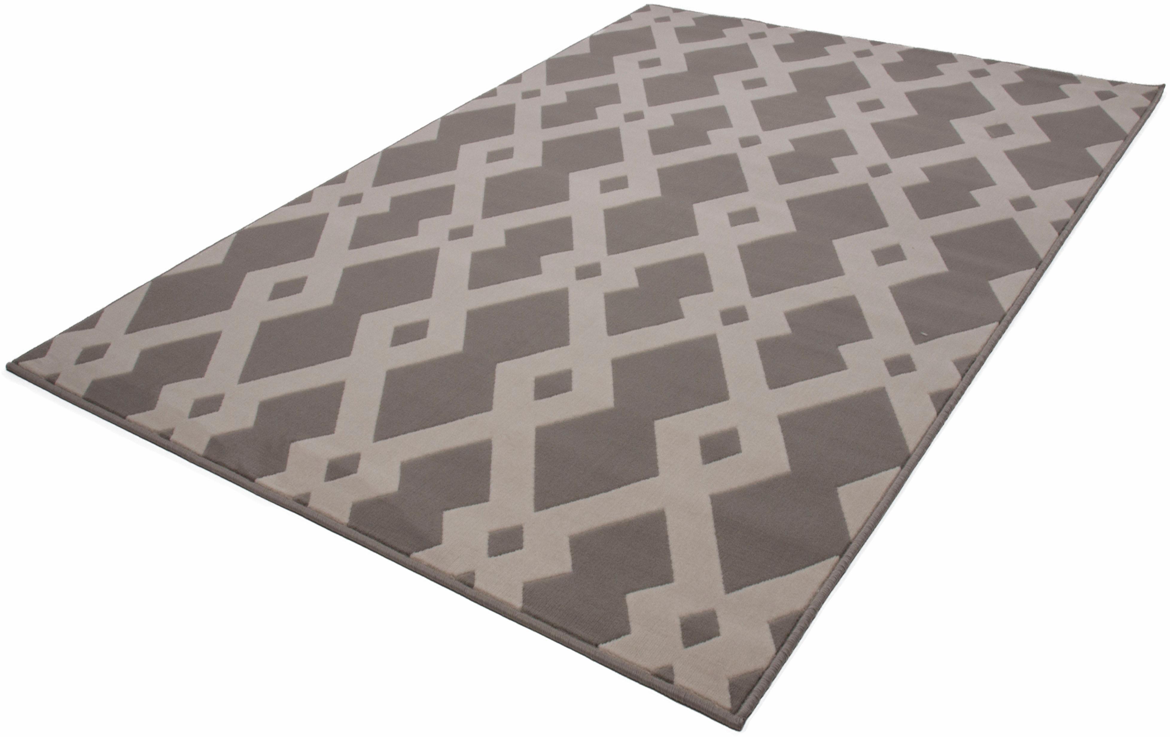 Teppich Now! 100 Kayoom rechteckig Höhe 10 mm