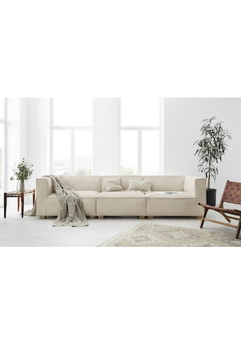OTTO products 3-Sitzer »Ciella«, ein wahres Modul Eco-Sofa mit Federkern, frei von... kaufen