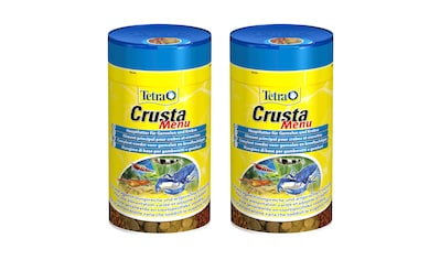 TETRA Garnelen - /Krebsfutter »Crusta Menu«, 2x100 ml kaufen