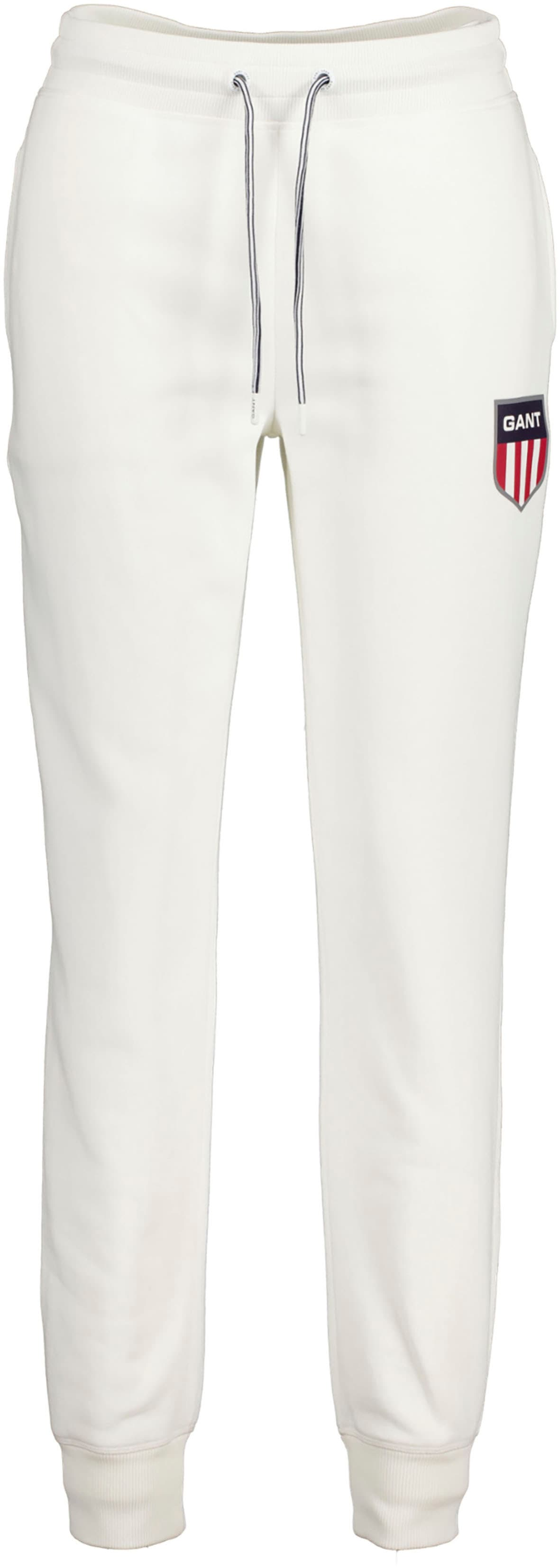 gant -  Sweatpants, mit Logo-Detail