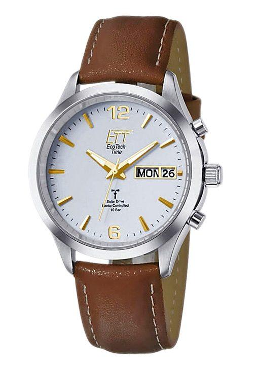ETT Funkuhr EGS-11248-12L | Uhren > Funkuhren | Ett