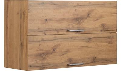 HELD MÖBEL Klapphängeschrank »Colmar«, 100 cm, mit Metallgriff, für viel Stauraum kaufen