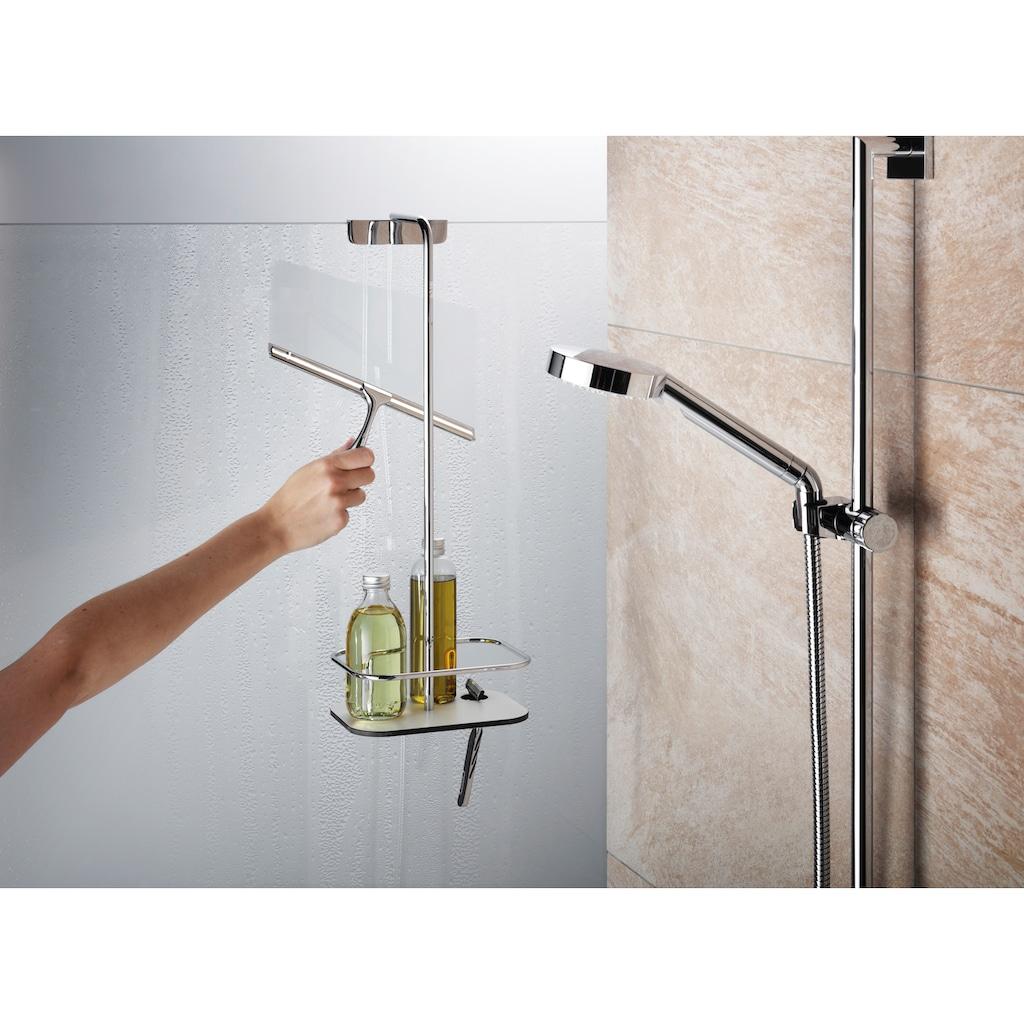 Giese Duschregal »Vipa«, Duschkorb mit Aussparung für Rasierer, BxTxH: 19x13x52 cm