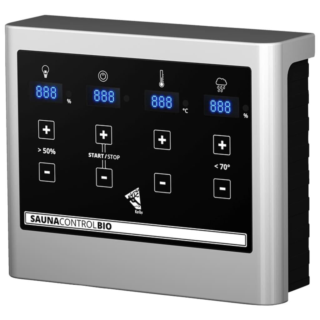 Karibu Sauna-Steuergerät »Easy Bio«, für Bio-Saunaöfen