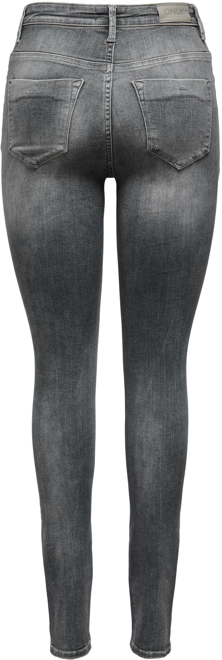 only -  Skinny-fit-Jeans ONLFOREVER HIGH LIFE HW