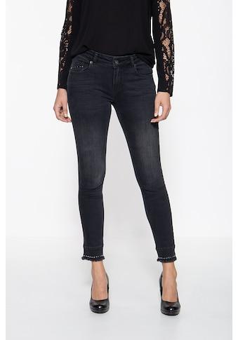 ATT Jeans Caprijeans »Leoni«, mit Wonder Stretch, Slim Fit kaufen