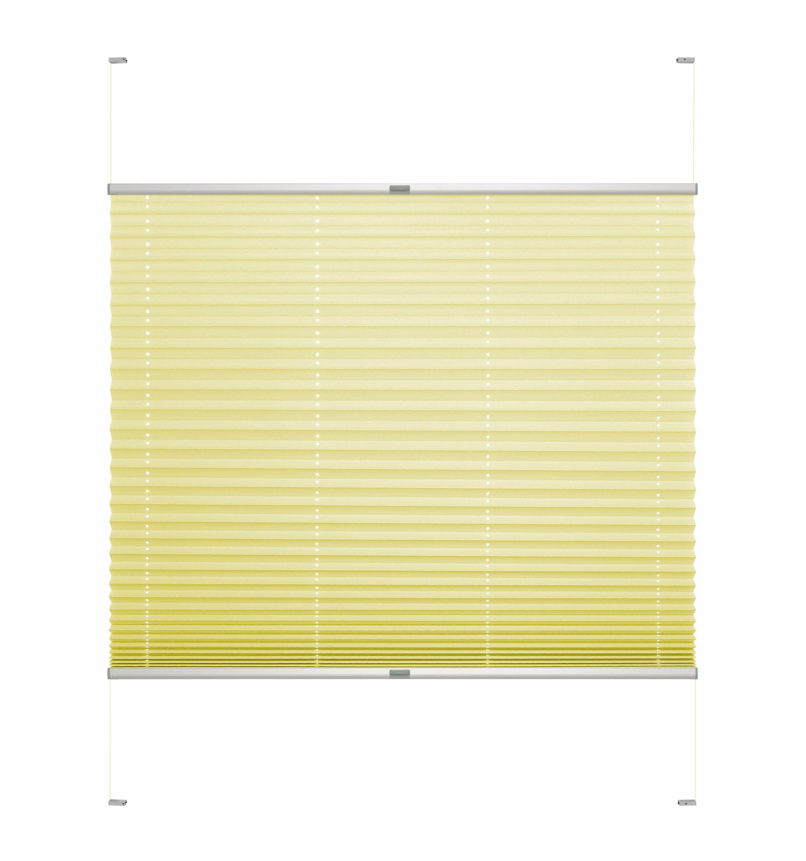 Dachfensterplissee nach Maß Dena Good Life verdunkelnd mit Bohren verspannt Wohnen/Wohntextilien/Rollos & Jalousien/Plissees/Dachfensterplissees