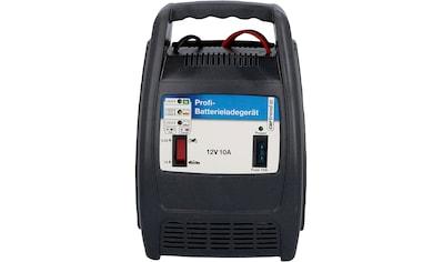 CARTREND Batterie - Ladegerät »Profi 10A12V«, elektronisch kaufen