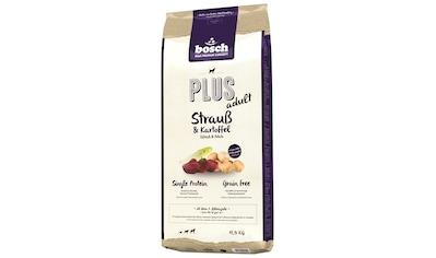 Bosch Petfood Trockenfutter »Plus Strauß und Kartoffel«, (1), 12,5 kg kaufen