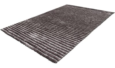 Arte Espina Hochflor-Teppich »Felicia 200«, rechteckig, 30 mm Höhe, Besonders weich durch Microfaser, Wohnzimmer kaufen