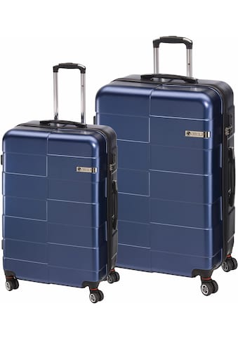 "CHECK.IN® Trolleyset ""Berlin"", 4 Rollen, (Set, 2tlg.) kaufen"