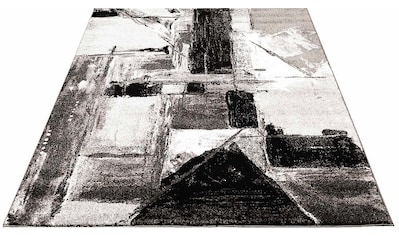 Teppich, »Moda 1134«, Carpet City, rechteckig, Höhe 11 mm, maschinell gewebt kaufen