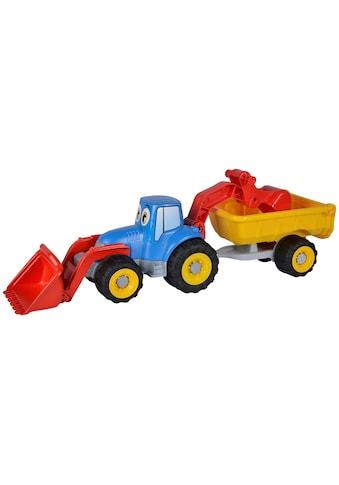 SIMBA Spielzeug-Traktor, mit Anhänger kaufen