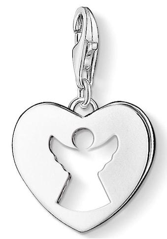 THOMAS SABO Charm Herz »Schutzengel-Herz, 0869-001-12« kaufen