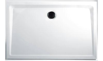 SCHULTE Rechteckduschwanne »Extraflach«, BxT: 90 x 75 cm kaufen