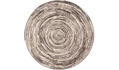 Teppich, »Lexa Round«, OCI DIE TEPPICHMARKE, rund, Höhe 20 mm, maschinell gewebt kaufen