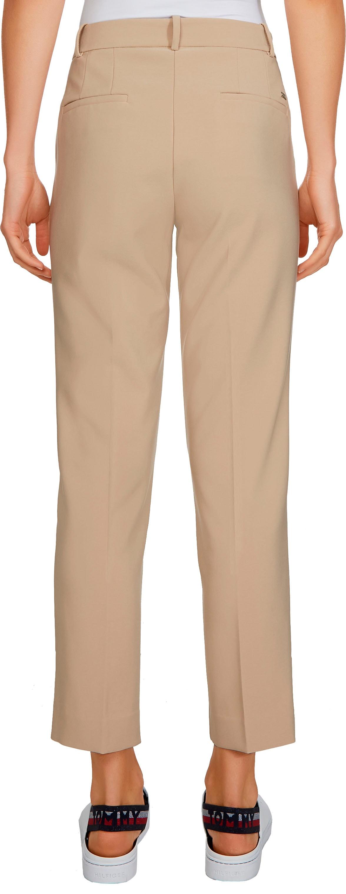 tommy hilfiger -  7/8-Hose BISTRETCH POLY SLIM PANT