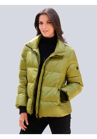 Alba Moda Daunenjacke, in schöner Steppoptik kaufen