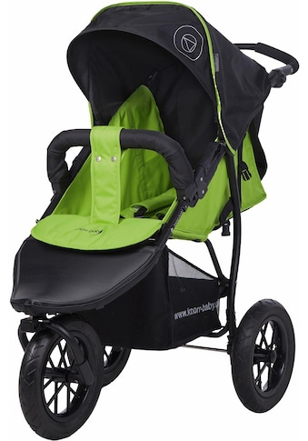 "Knorrbaby Jogger - Kinderwagen ""Joggy S Happy Colour, grün"" kaufen"