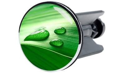 SANILO Stöpsel »Green Leaf«, für Waschbecken, Ø 4 cm kaufen
