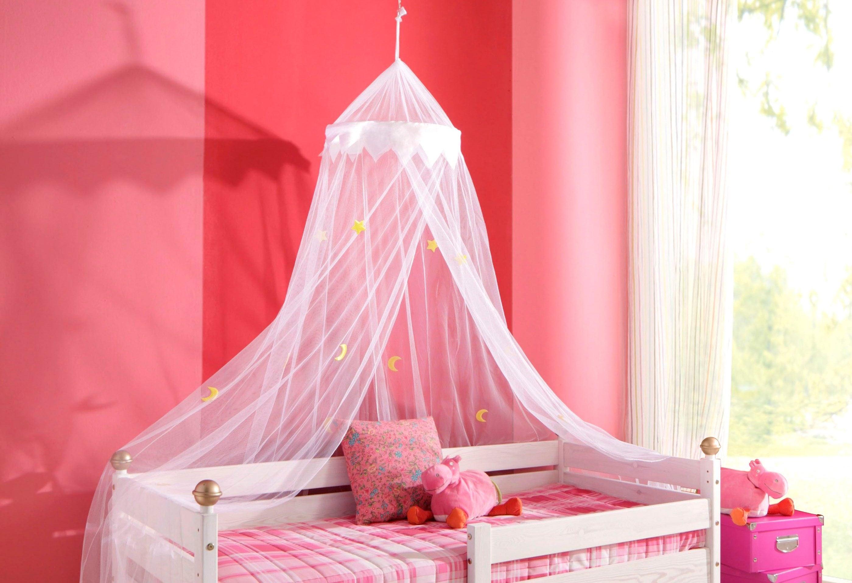 Silenta Betthimmel Wohnen/Möbel/Kindermöbel/Kindermöbel/Kinderbetten/Zubehör für Kinderbetten