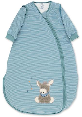 Sterntaler® Babyschlafsack »Emmi«, (1 tlg.), mit 2 Wege Reißverschluß, wattiert, 3,00 TOG kaufen
