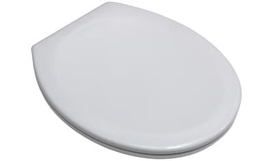 ADOB WC - Sitz »Limone«, sehr stabil, Edelstahlscharniere kaufen