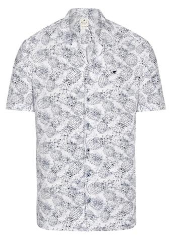 Pure Modisches Casual Baumwollhemd Kurzarm kaufen