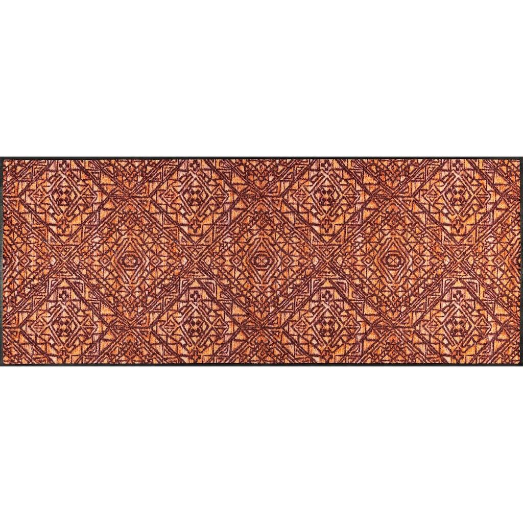 wash+dry by Kleen-Tex Läufer »Harmony«, rechteckig, 7 mm Höhe, In- und Outdoor geeignet, waschbar