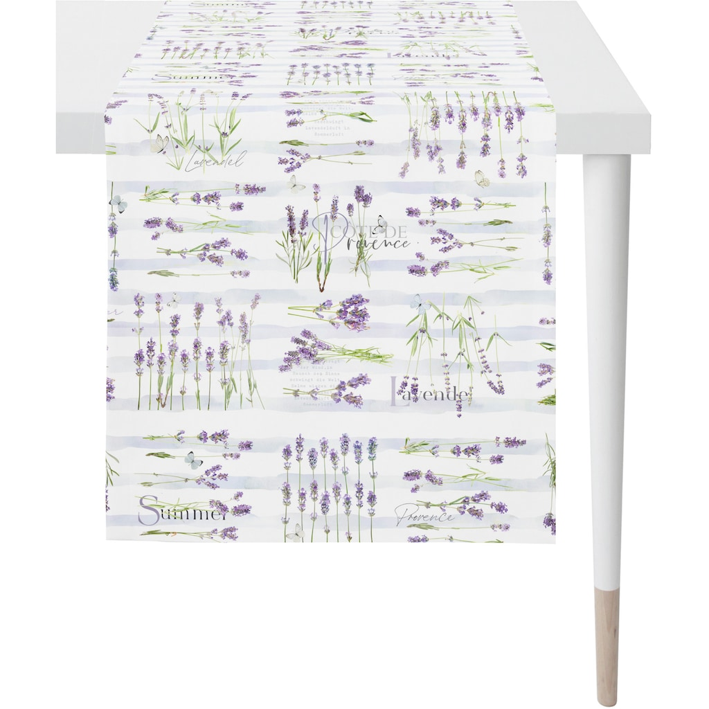 APELT Tischläufer »7304 SUMMERTIME«, (1 St.), Digitaldruck