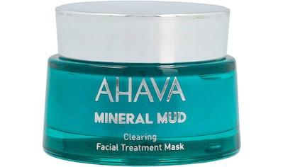 AHAVA Gesichtsmaske »Mineral Mud Clearing Facial Treatment Mask« kaufen