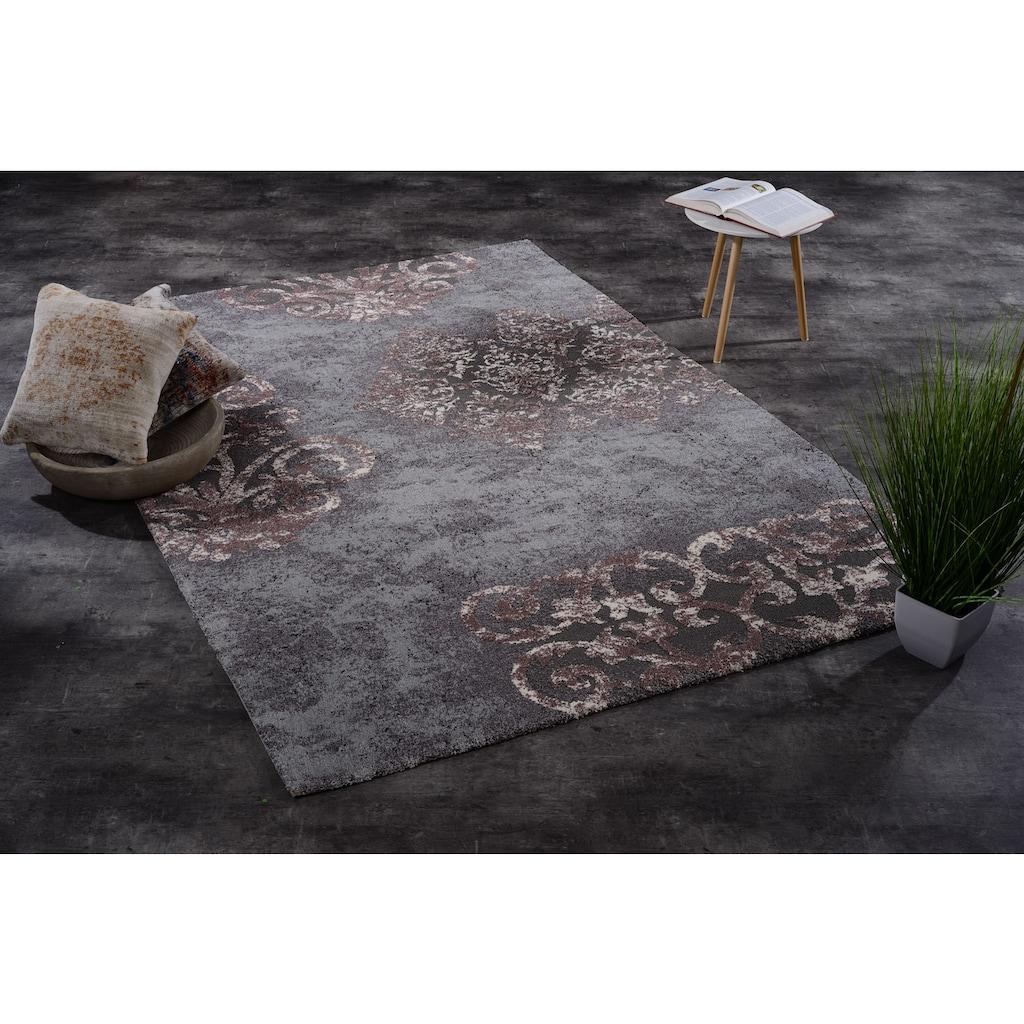 GALLERY M Teppich »Amore«, rechteckig, 20 mm Höhe, besonders weich durch Microfaser, Wohnzimmer