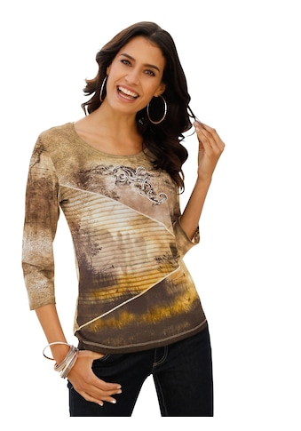 Classic Inspirationen Shirt in angesagter Patch - Optik kaufen