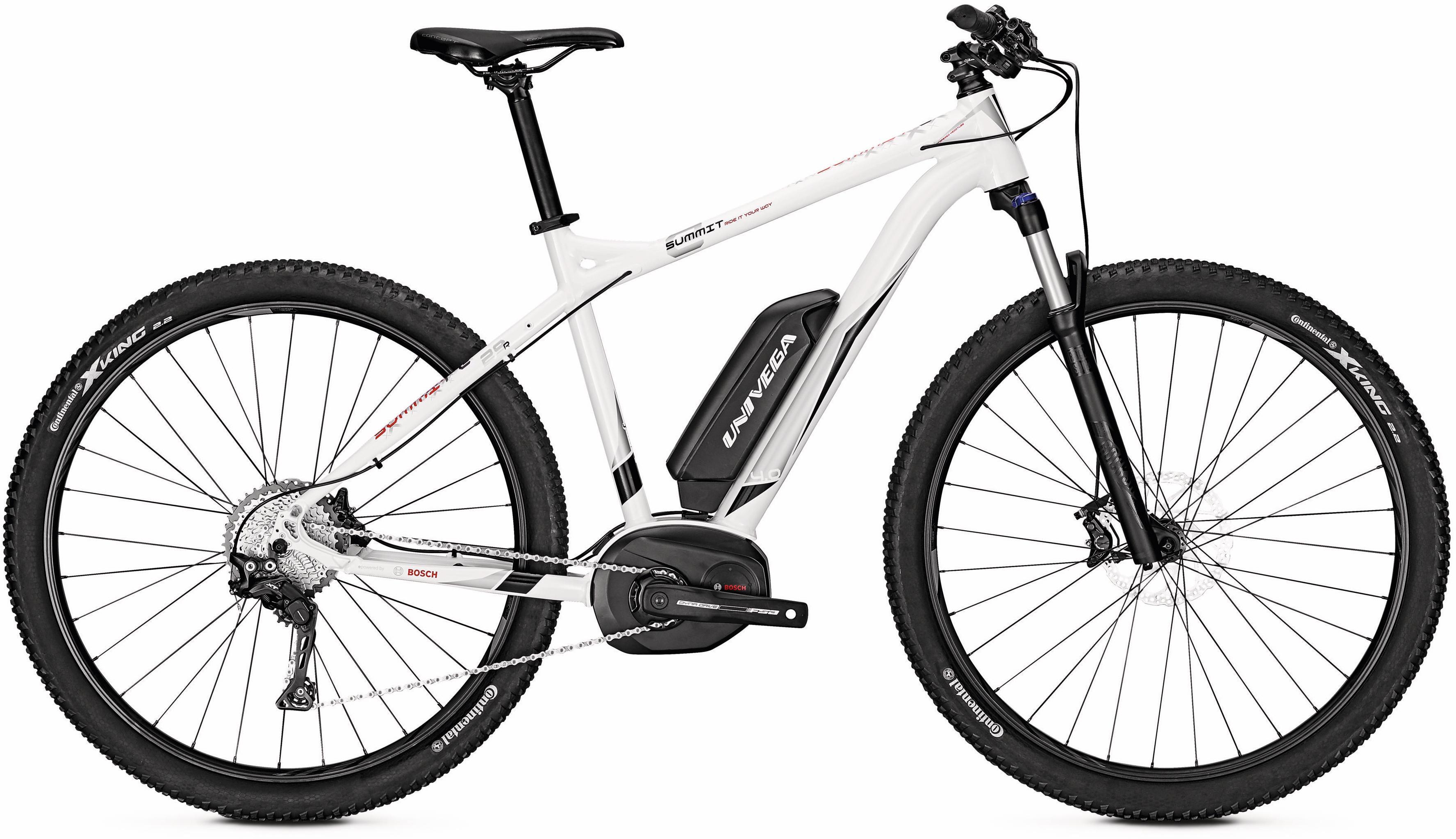 Univega Herren E-Bike ATB, 29 Zoll, 11 Gang Shi...