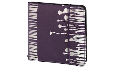Hama CD - /DVD - /Blu - ray - Tasche Up to Fashion 24, Violett kaufen