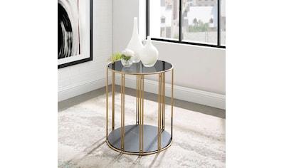 andas Beistelltisch »Broby«, in Marmoroptik, Design by Morten Georgsen kaufen