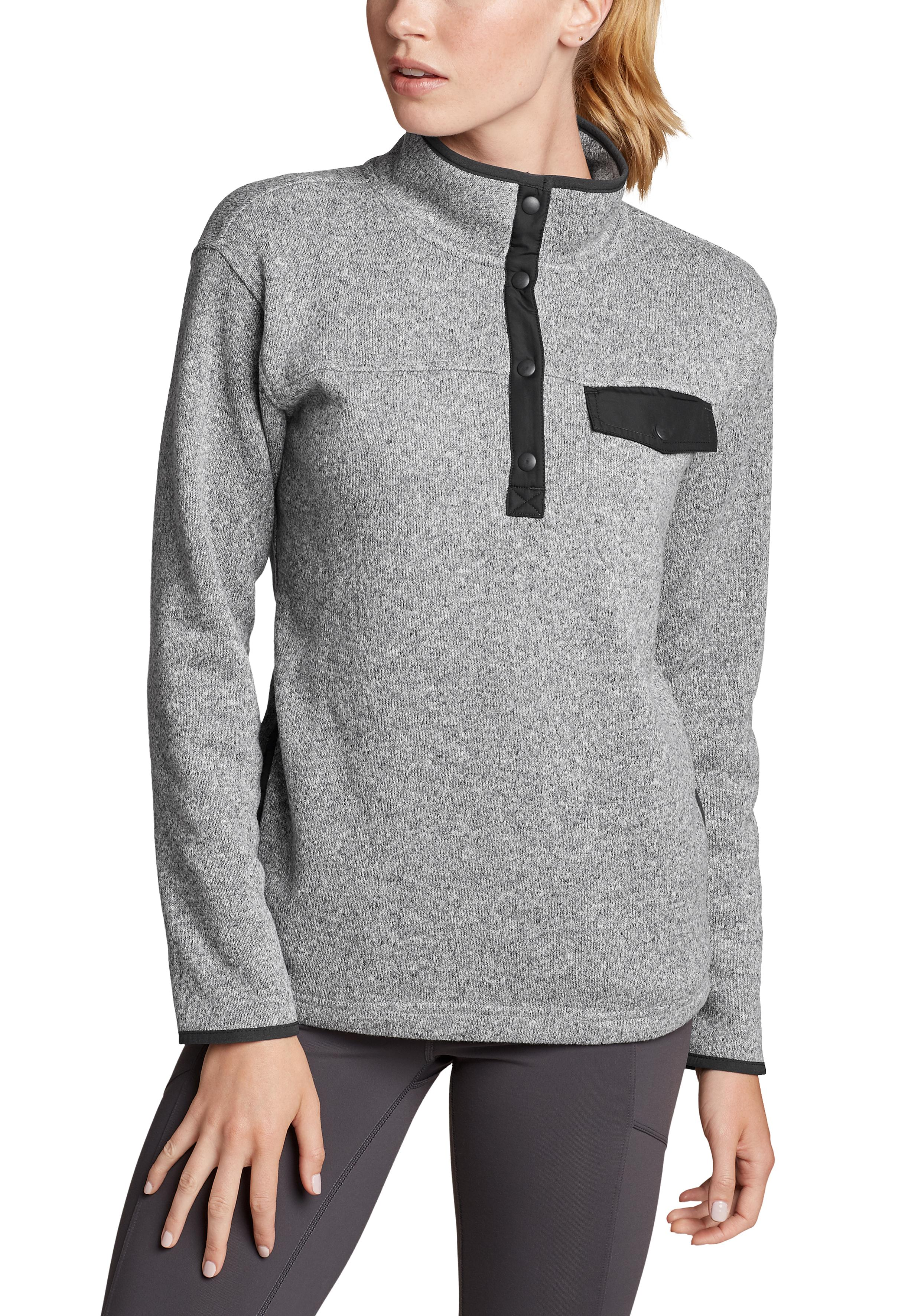 Eddie Bauer Fleeceshirt | Bekleidung > Sweatshirts & -jacken > Fleeceshirts | Eddie Bauer