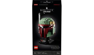 LEGO® Konstruktionsspielsteine »Boba Fett™ Helm (75277), LEGO® Star Wars™«, (625 St.), Made in Europe kaufen