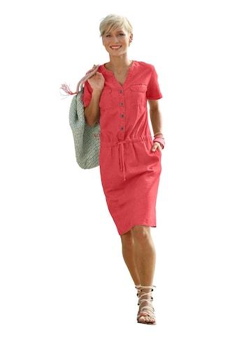 Casual Looks Kleid in sportiven Dessin kaufen