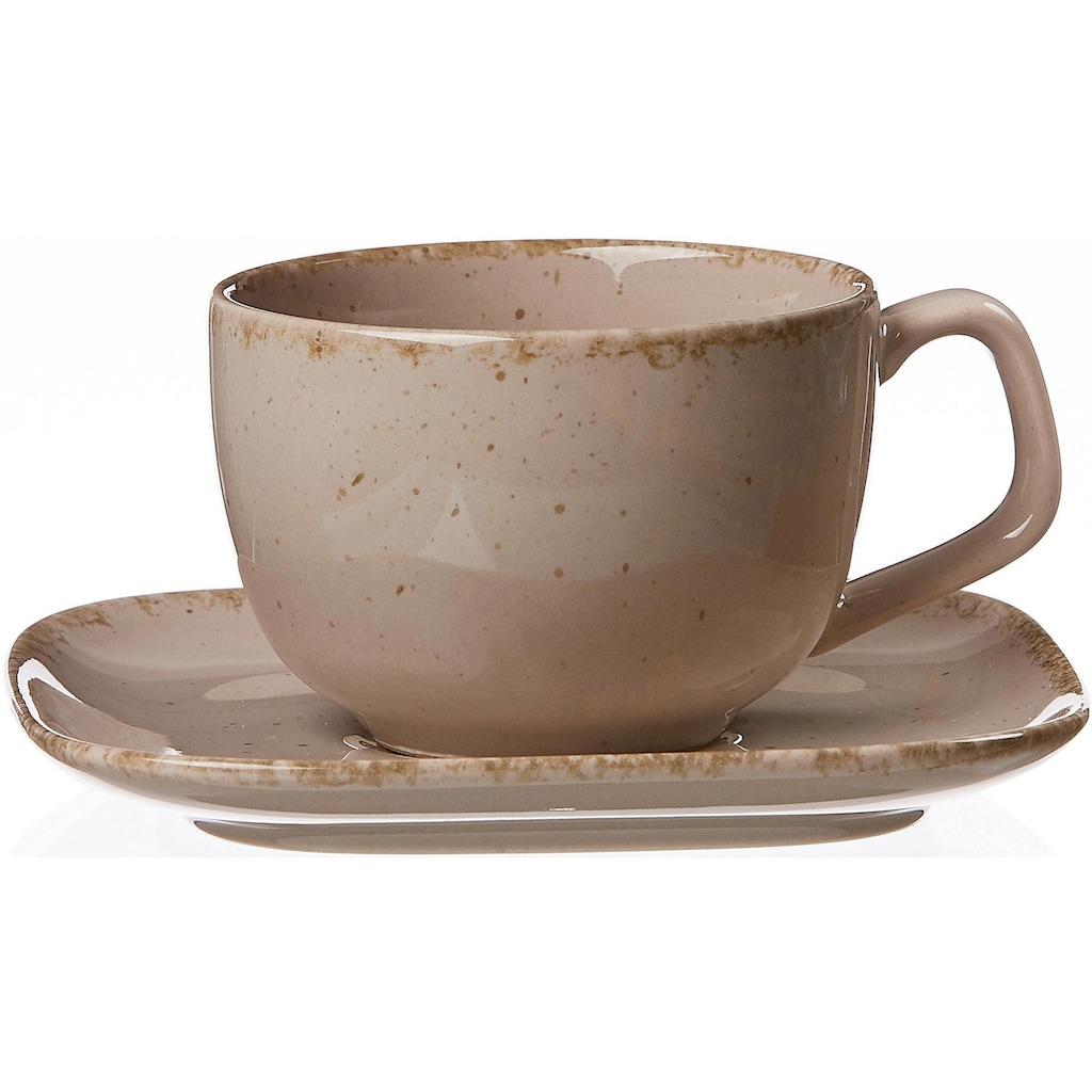 Ritzenhoff & Breker Kaffeeservice »CASA«, (Set, 12 tlg.), mikrowellengeeignet