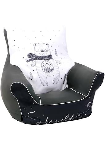 Knorrtoys® Sitzsack »Bear« kaufen