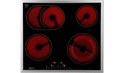 NEFF Elektro - Kochfeld von SCHOTT CERAN® N 70 T16BD76N0 kaufen