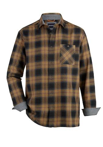 Babista Flanellhemd aus reiner Baumwolle kaufen
