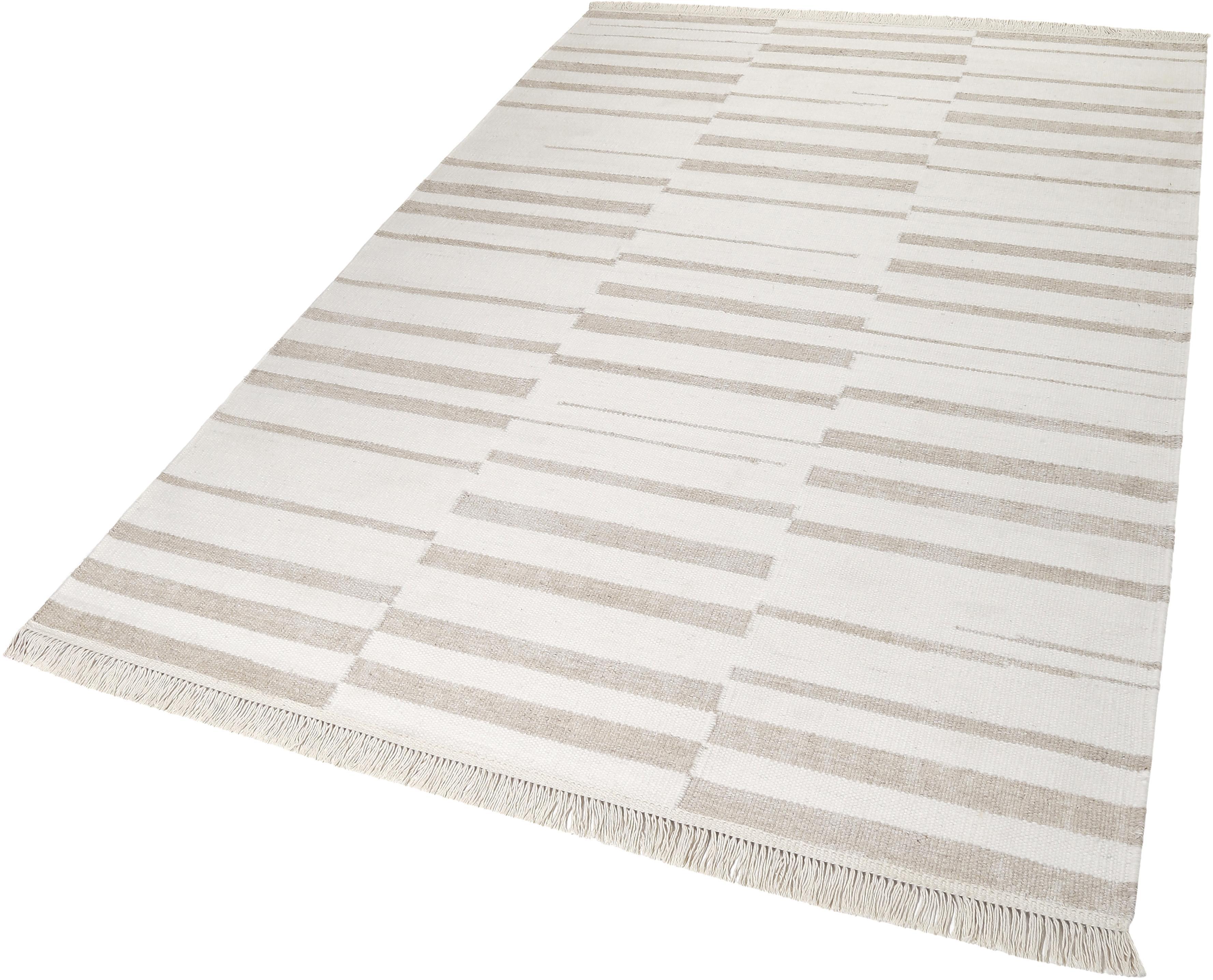 Teppich Skid Marks carpets&co rechteckig Höhe 5 mm handgewebt