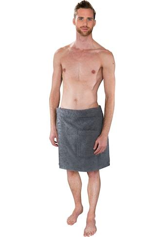 Wewo fashion Kilt »9535«, mit Stickerei Sauna kaufen