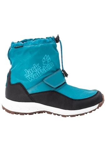 Jack Wolfskin Snowboots »WOODLAND TEXAPORE WT MID VC K« kaufen